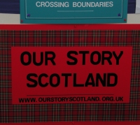OurStory Scotland crossing boundaries