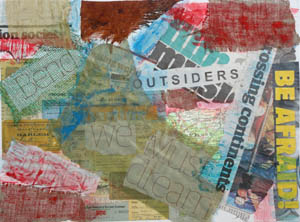 Outsiders collage